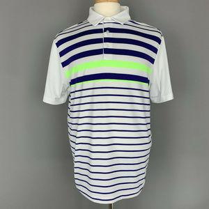 Under Armour Polo Collar Shirt L Multi-Color